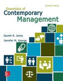 Loose Leaf For Essentials Of Contemporary Management Book PDF