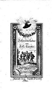 Schweizerlieder ... Fünfte ... vermehrte Auflag