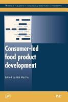 Consumer Led Food Product Development PDF