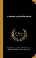 Kunstrichtige Schreibart PDF