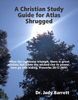 A Christian Study Guide for Atlas Shrugged PDF