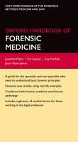 Oxford Handbook of Forensic Medicine PDF