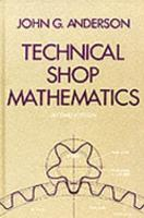 Technical Shop Mathematics PDF