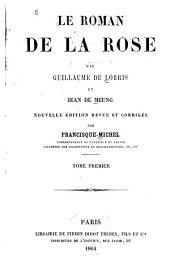 Roman de la Rose: Volumes1à2