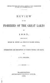 Review of the Fisheries of the Great Lakes in 1885
