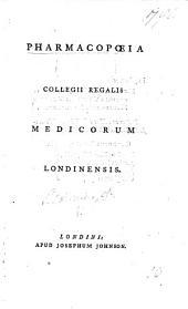Pharmacopoeia Collegii Regalis Medicorum Londinensis. Una cum Meadiana