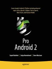 Pro Android 2: Issue 2