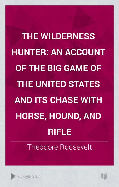 Download The Wilderness Hunter Book