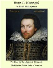 Henry IV (Complete)