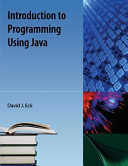 Introduction to Programming Using Java PDF
