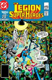 The Legion of Super-Heroes (1980-) #281