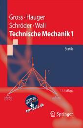 Technische Mechanik 1: Statik, Ausgabe 11