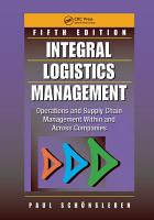 Integral Logistics Management PDF