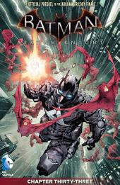 Batman: Arkham Knight (2015-) #33