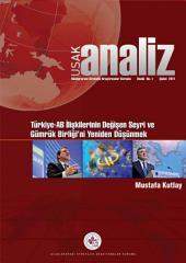 Türkiye-AB İlişkilerinin Değişen Seyri ve Gümrük Birliği'ni Yeniden Düşünmek