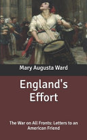 England s Effort PDF