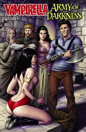 Vampirella / Army of Darkness #3