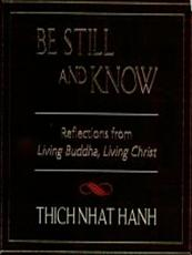 Be Still and Know PDF