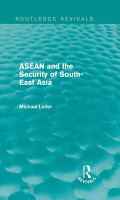 ASEAN and the Security of South East Asia  Routledge Revivals  PDF