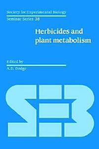 Herbicides and Plant Metabolism