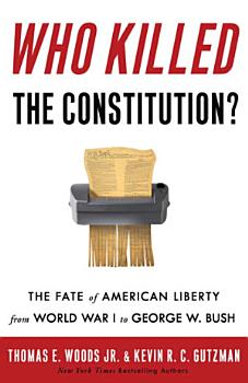 Who Killed the Constitution  PDF