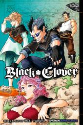 Black Clover, Vol. 7: The Magic Knight Captain Conference