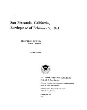 San Fernando  California  Earthquake of February 9  1971  Effects on building structures  2 v PDF