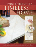 Paint Effects for a Timeless Home
