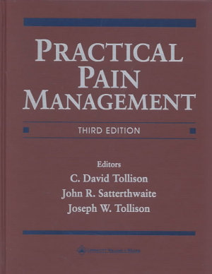 Practical Pain Management PDF