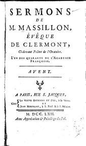 Sermons de M. Massillon, évêque de Clermont ...: Mysteres, Volume8