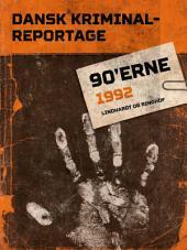 Dansk Kriminalreportage 1992