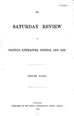 Saturday Review0