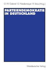 Parteiendemokratie in Deutschland