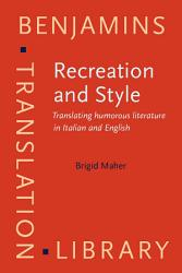 Recreation and Style PDF