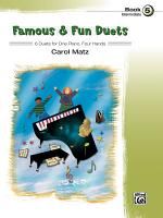 Famous & Fun Duets, Book 5