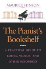 The Pianist's Bookshelf