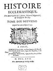 Histoire Ecclesiastique: Depuis l'an 1300. jusques à l'an 1339, Volume19