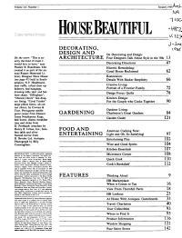 House Beautiful PDF