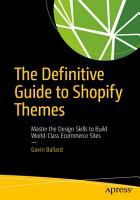 The Definitive Guide to Shopify Themes PDF