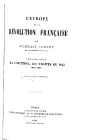 L'Europe et la révolution française: Volumes3à4