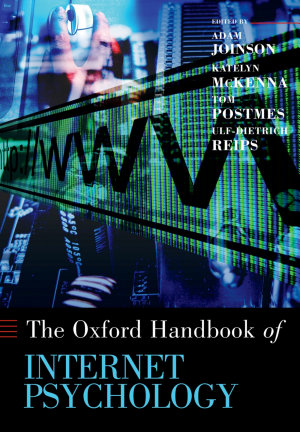 Oxford Handbook of Internet Psychology PDF