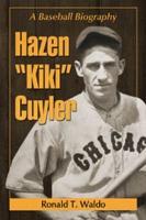 Hazen    Kiki    Cuyler PDF
