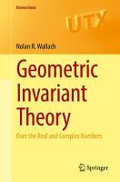 Geometric Invariant Theory PDF