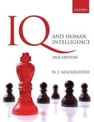 Iq And Human Intelligence Book PDF