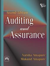 Auditing and Assurance: Edition 2