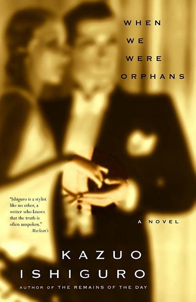 Download When We Were Orphans Book