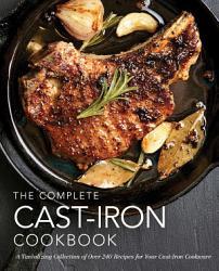 The Complete Cast Iron Cookbook Book PDF