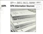 EPA Information Sources