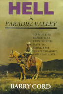 Hell in Paradise Valley PDF