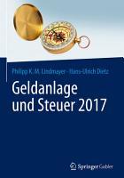 Geldanlage und Steuer 2017 PDF